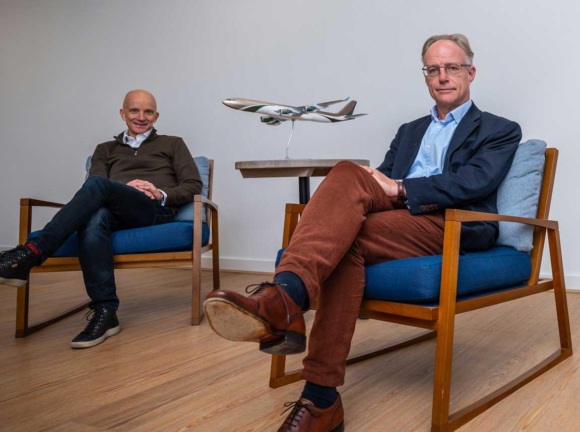 Robin Dunlop & Angus Von SchoenbergG