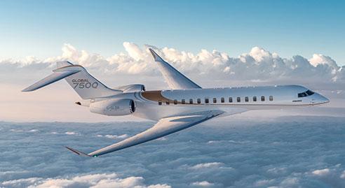 Bombardier 7500